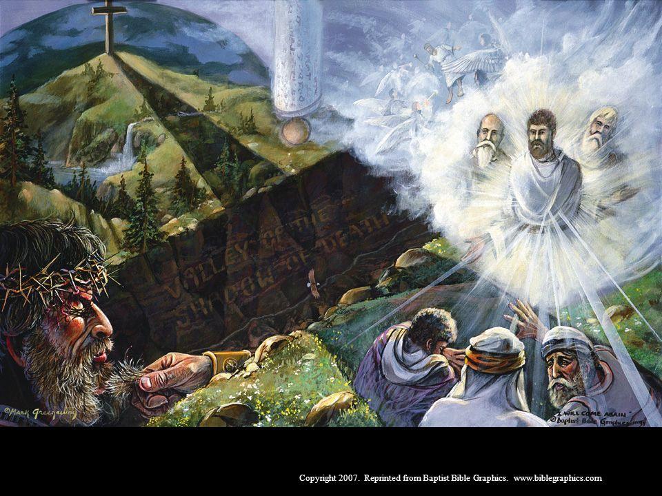 Do sofrimento pelo pecado, à glória da segunda vinda, 16:21-17:21