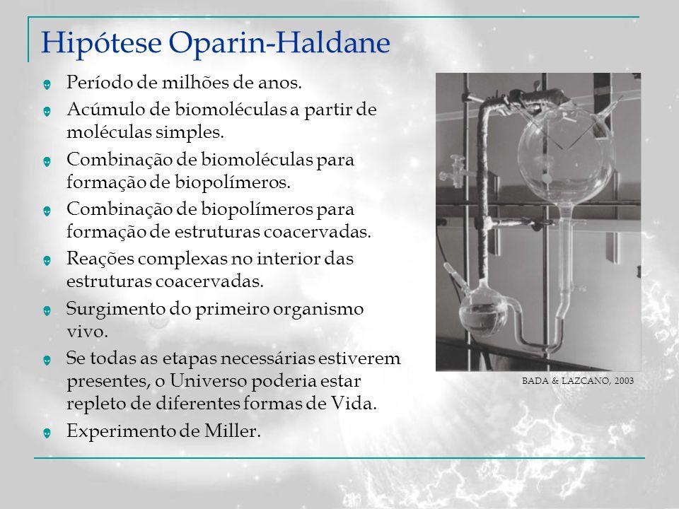 Hipótese Oparin-Haldane