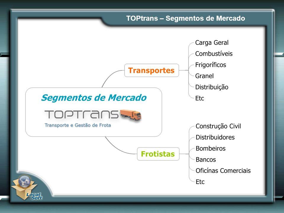 TOPtrans – Segmentos de Mercado