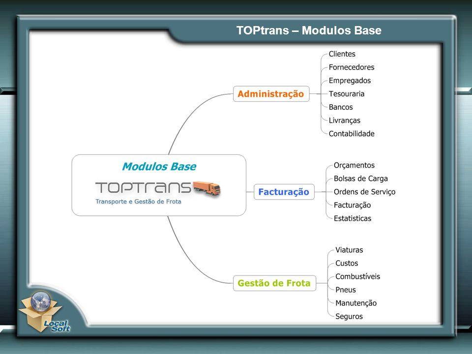 TOPtrans – Modulos Base