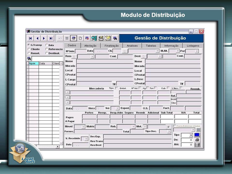 Modulo de Distribuição
