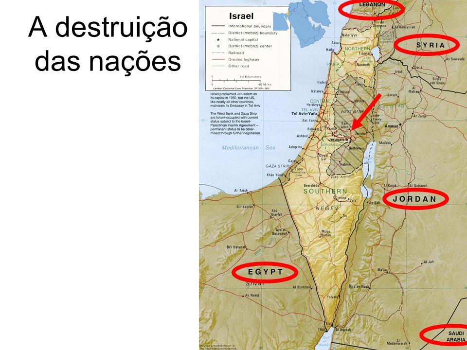 A destruição das nações