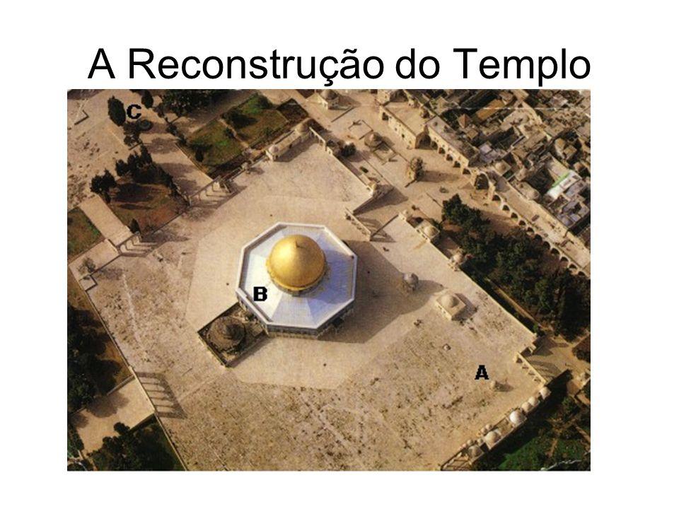 A Reconstrução do Templo