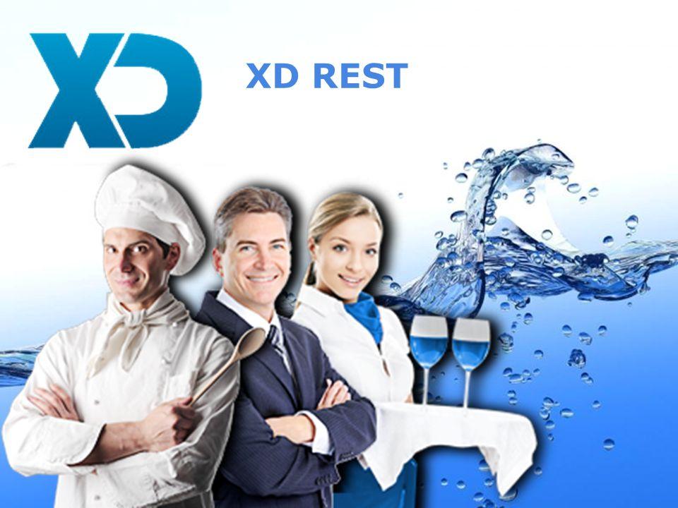 XD REST