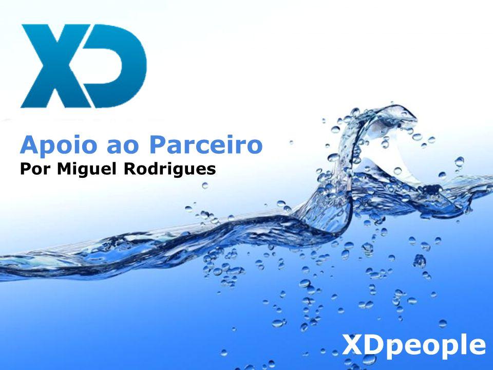 Apoio ao Parceiro Por Miguel Rodrigues XDpeople