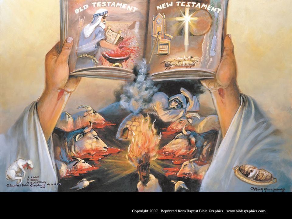 A Aliança Abraâmica forneceu a base para todas as alianças que se seguiram. A mensagem de Deus ao homem foi escrita na Bíblia, à medida que Ele a revelava histórica e progressivamente na história de Seu povo Israel.
