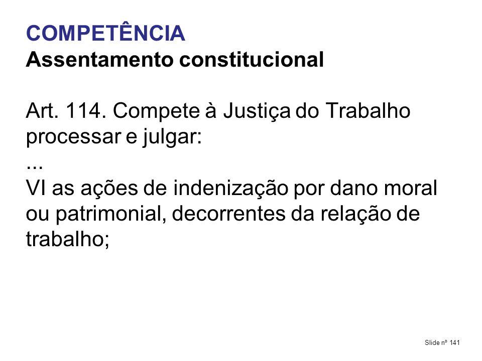 Assentamento constitucional