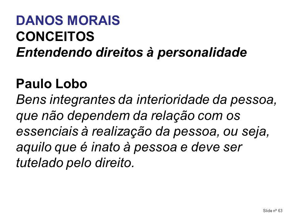 Entendendo direitos à personalidade Paulo Lobo