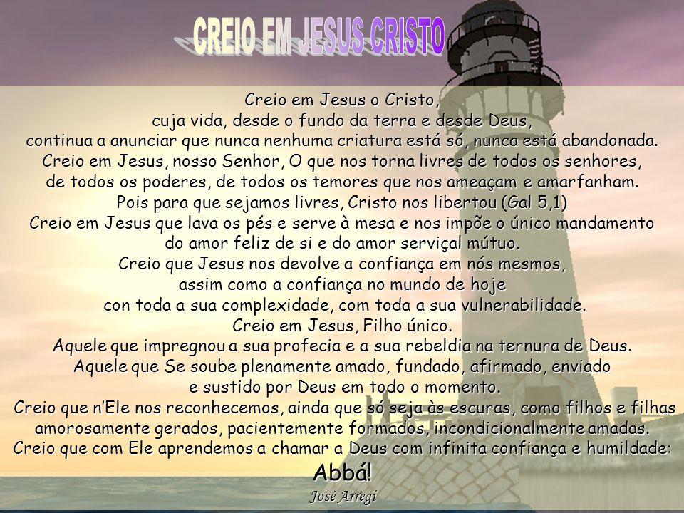 Pois para que sejamos livres, Cristo nos libertou (Gal 5,1)
