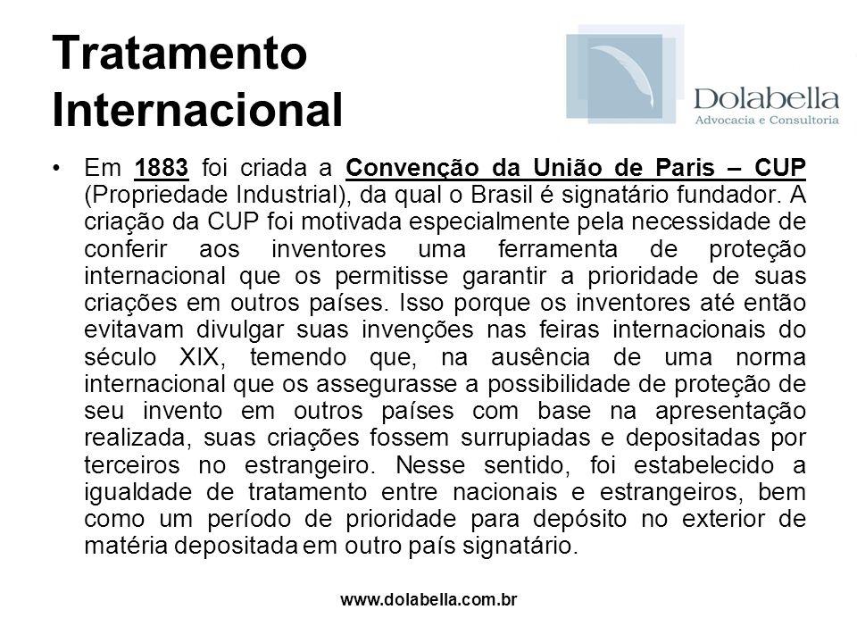 Tratamento Internacional