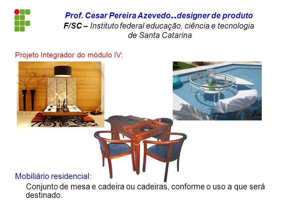 Mobiliário residencial: