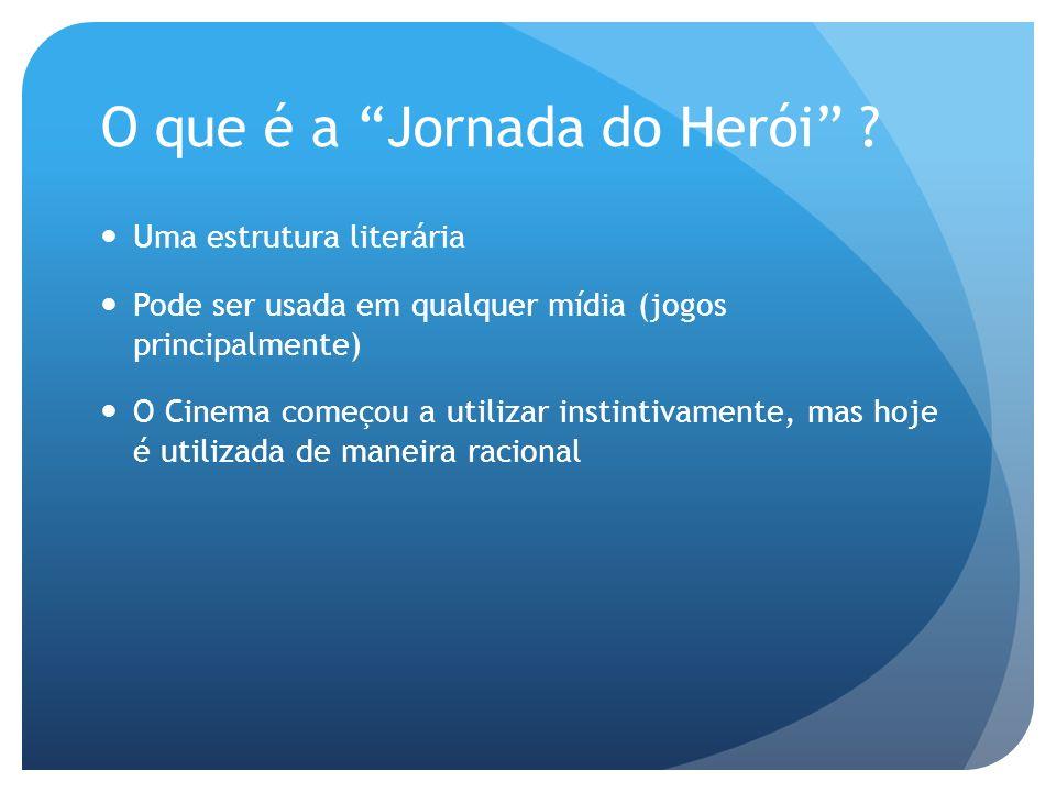 O que é a Jornada do Herói