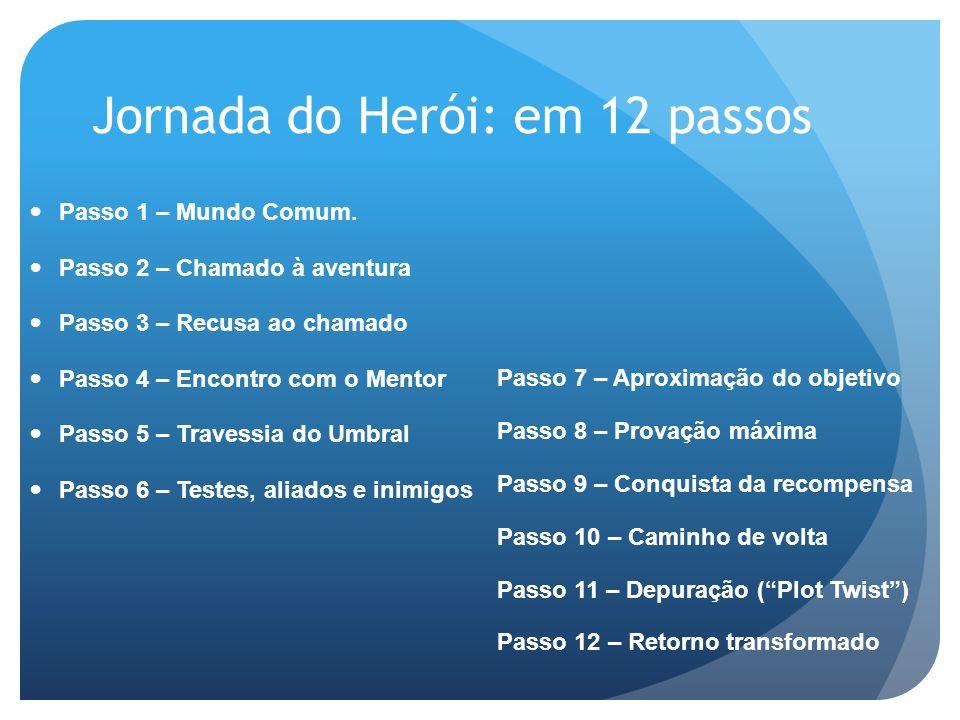 Jornada do Herói: em 12 passos