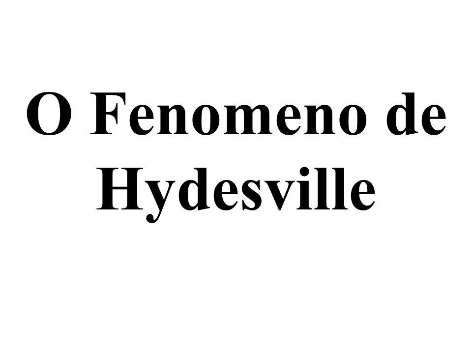 O Fenomeno de Hydesville
