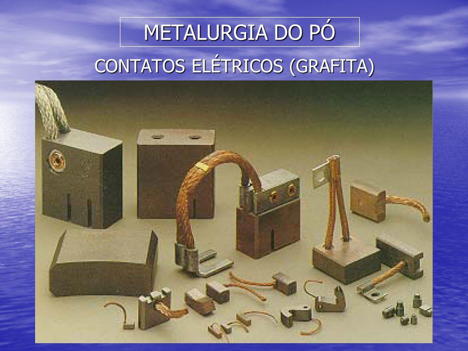 CONTATOS ELÉTRICOS (GRAFITA)