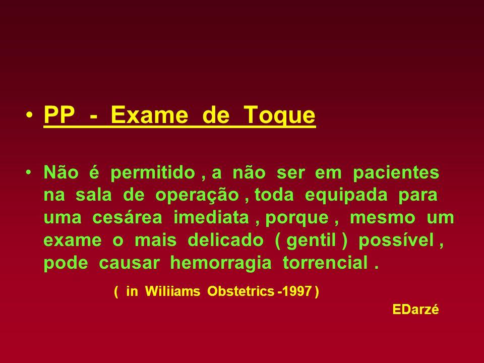 PP - Exame de Toque