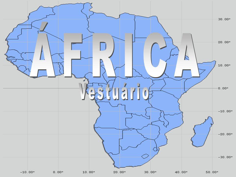 ÁFRICA Vestuário