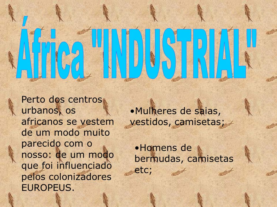 África INDUSTRIAL
