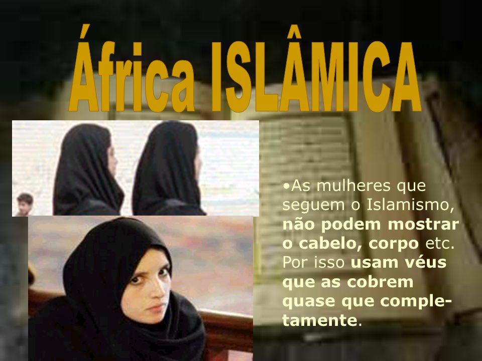 África ISLÂMICA