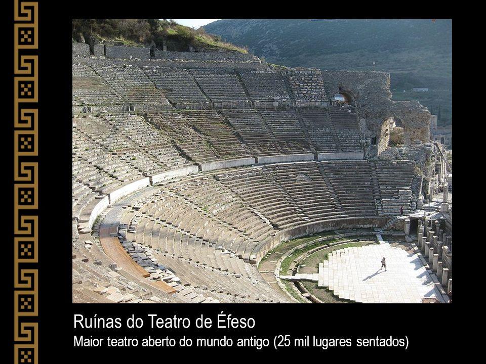 Ruínas do Teatro de Éfeso
