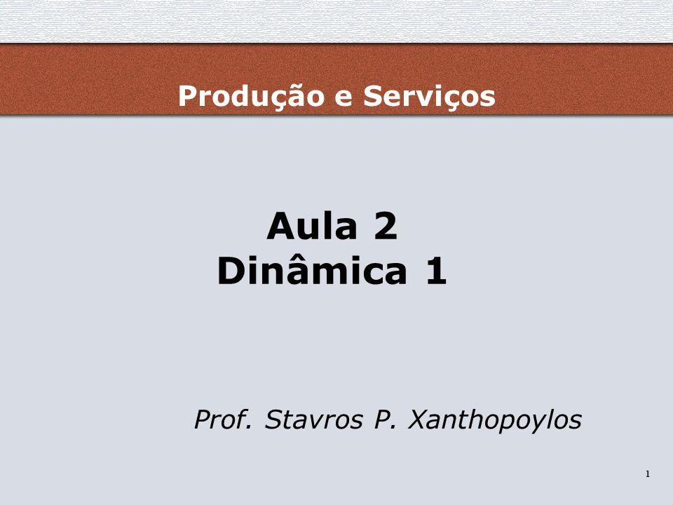 Prof. Stavros P. Xanthopoylos