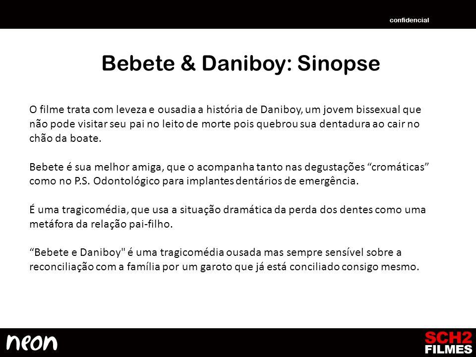 Bebete & Daniboy: Sinopse