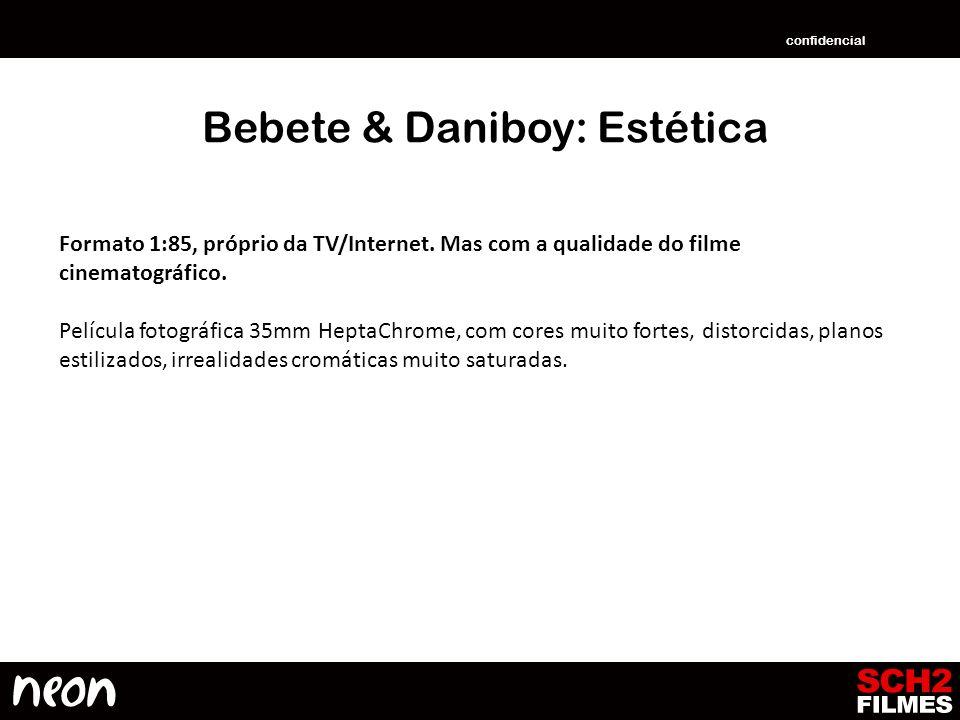 Bebete & Daniboy: Estética