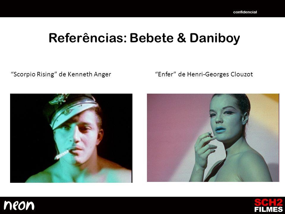 Referências: Bebete & Daniboy