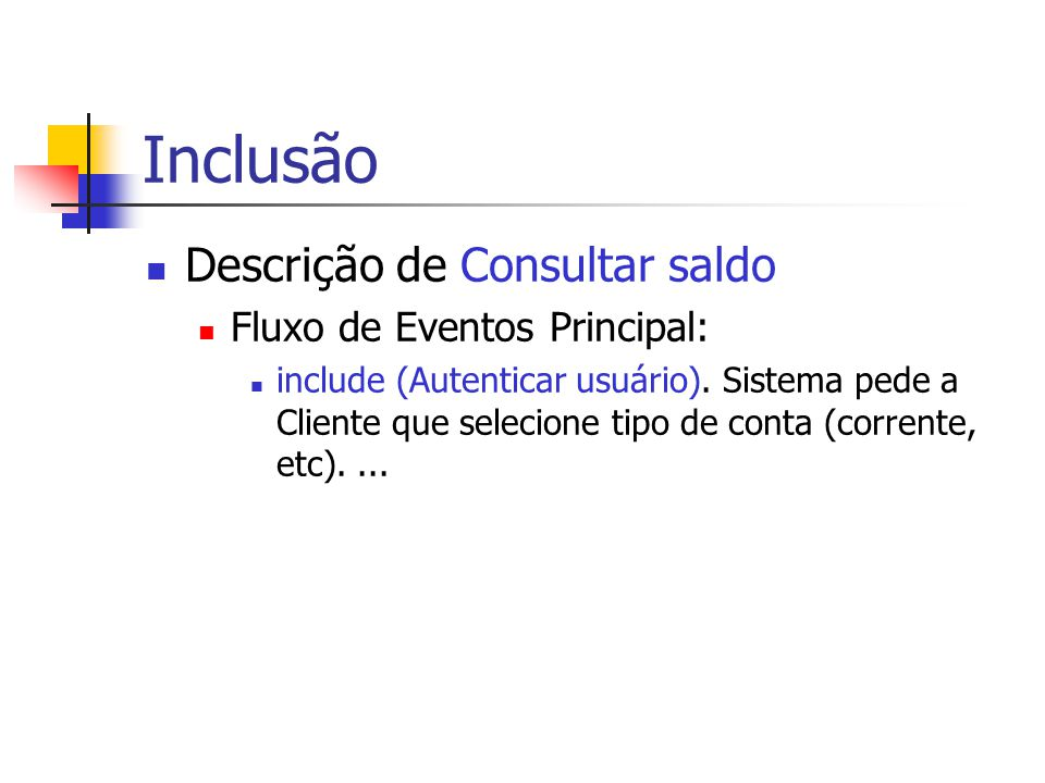 Use cases e fluxo de eventos ppt carregar for Consul use cases