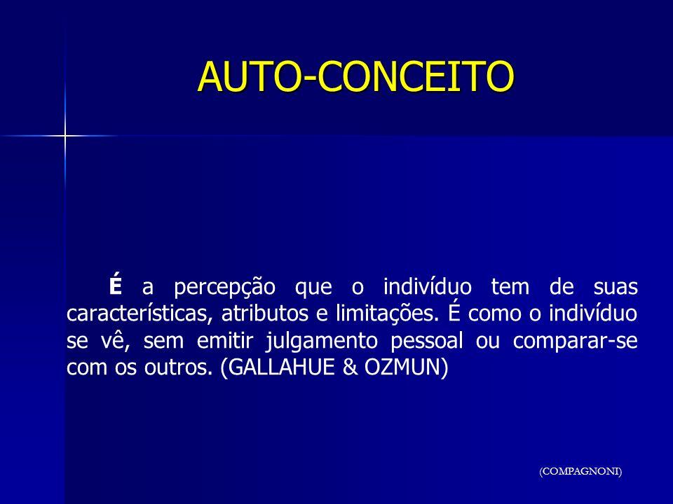 AUTO-CONCEITO