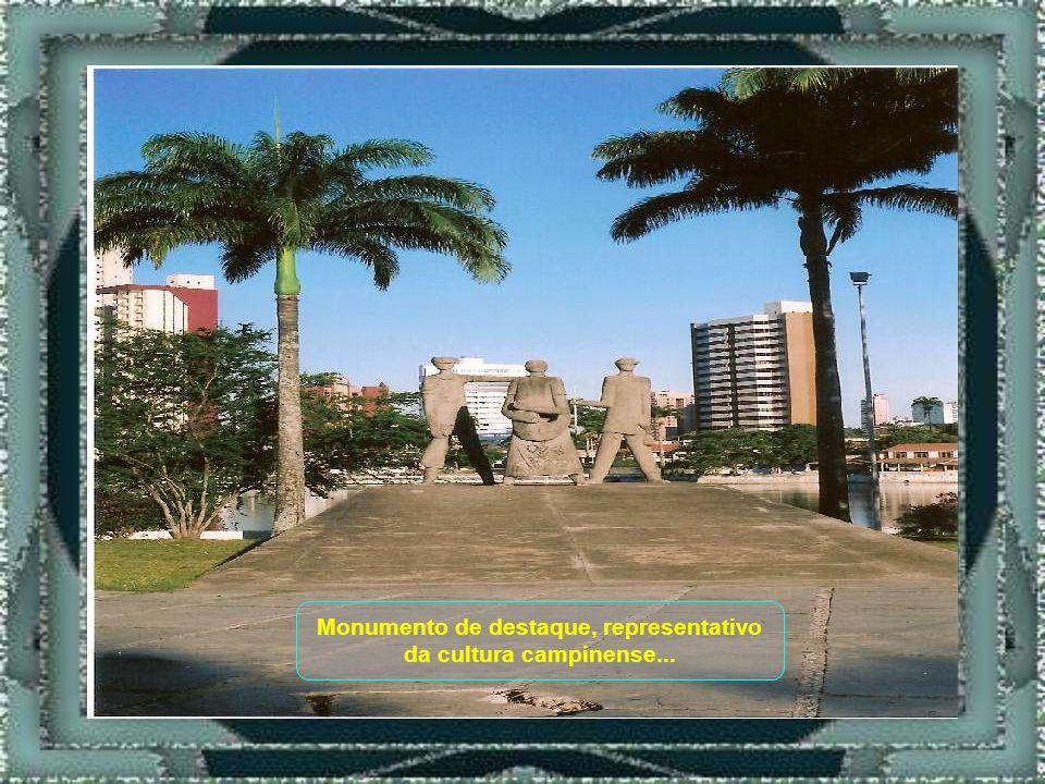 Monumento de destaque, representativo