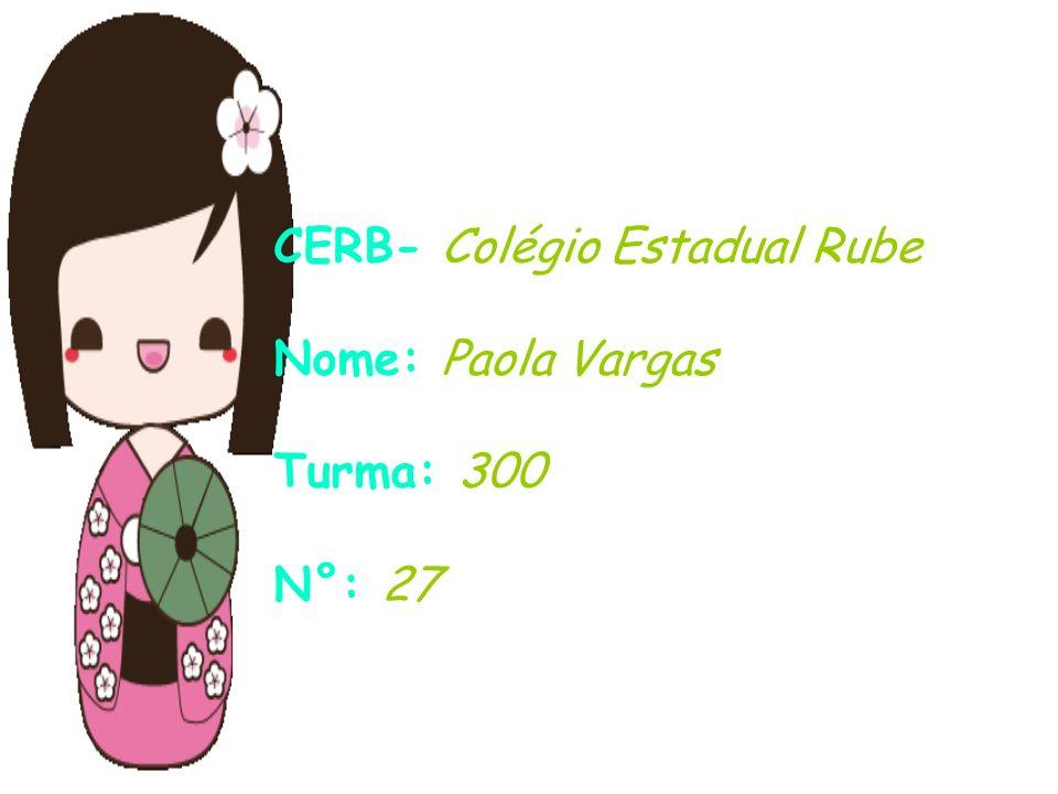 CERB- Colégio Estadual Rube