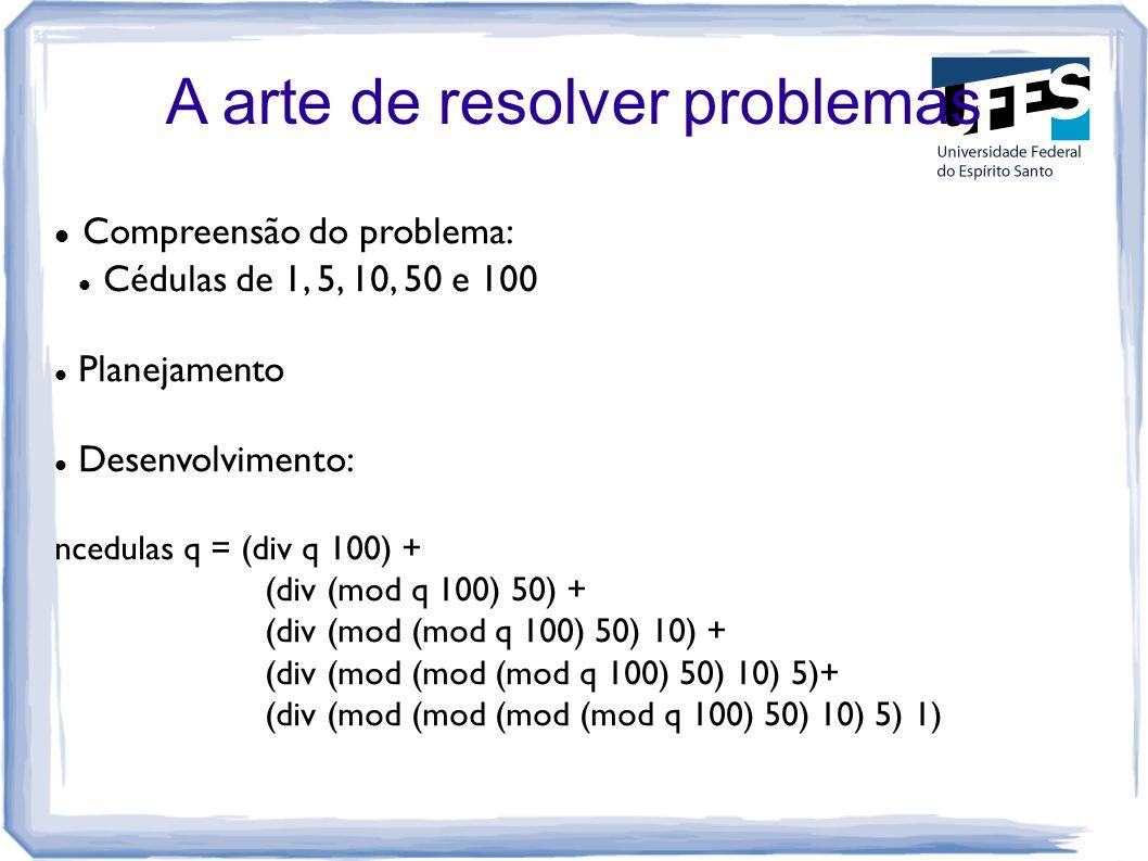 A arte de resolver problemas