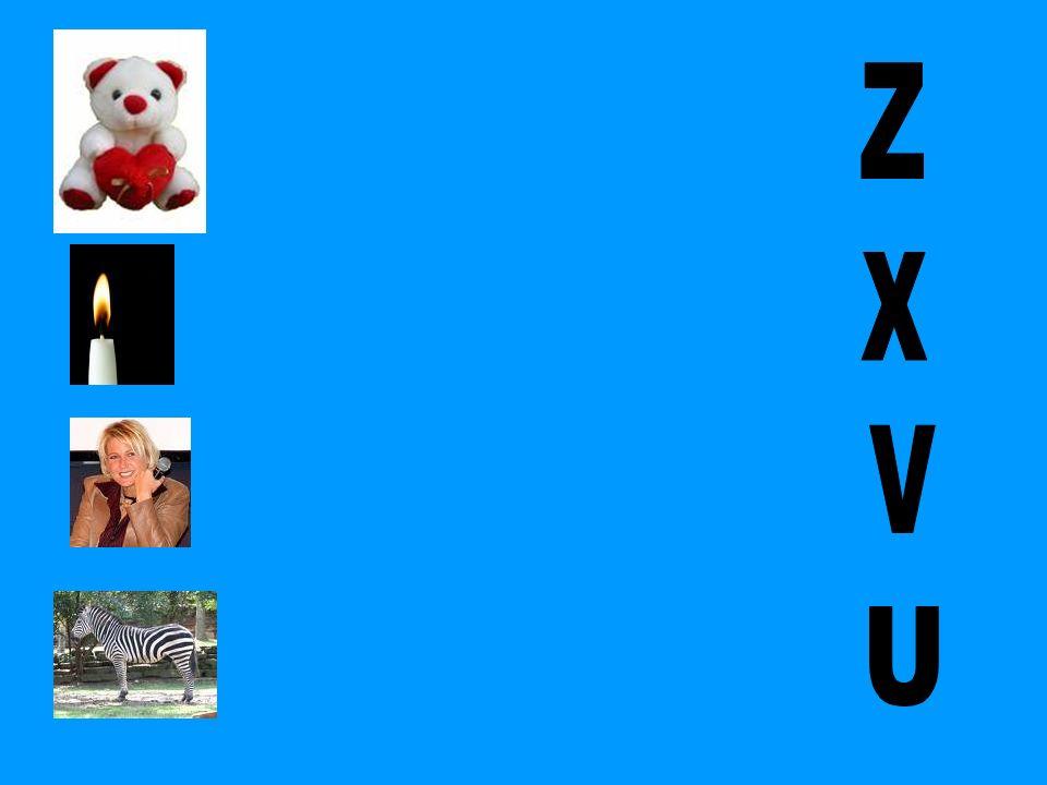 Z X V U