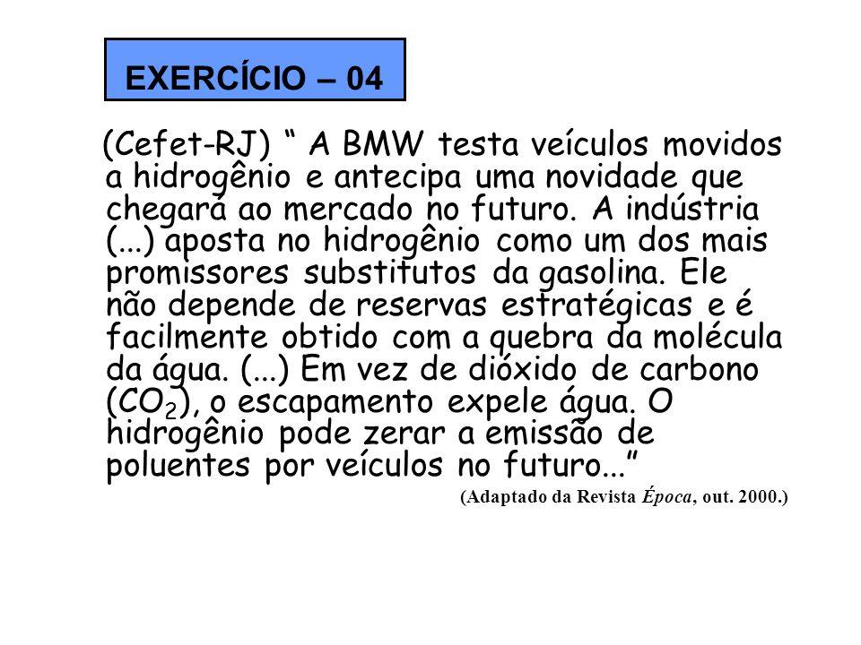 EXERCÍCIO – 04