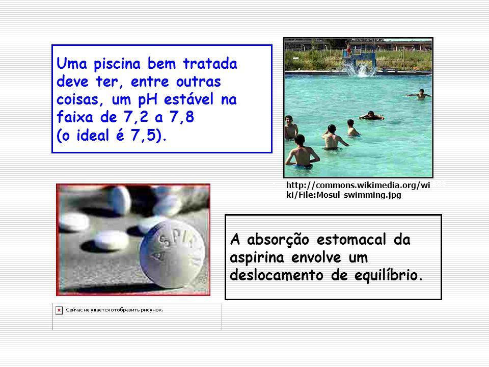Uma piscina bem tratada deve ter, entre outras coisas, um pH estável na faixa de 7,2 a 7,8 (o ideal é 7,5).