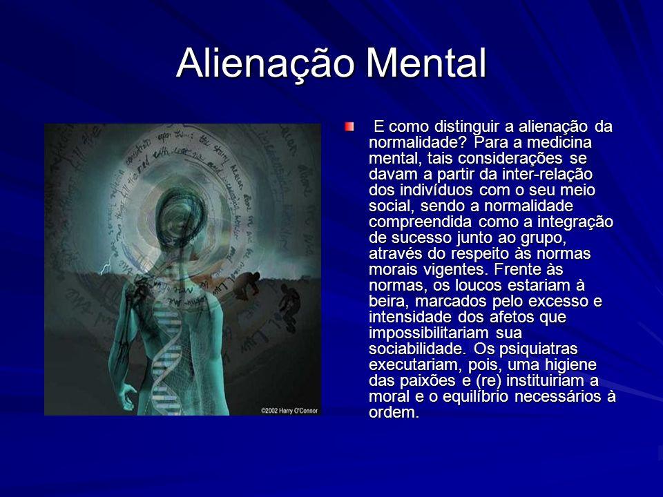 Alienação Mental