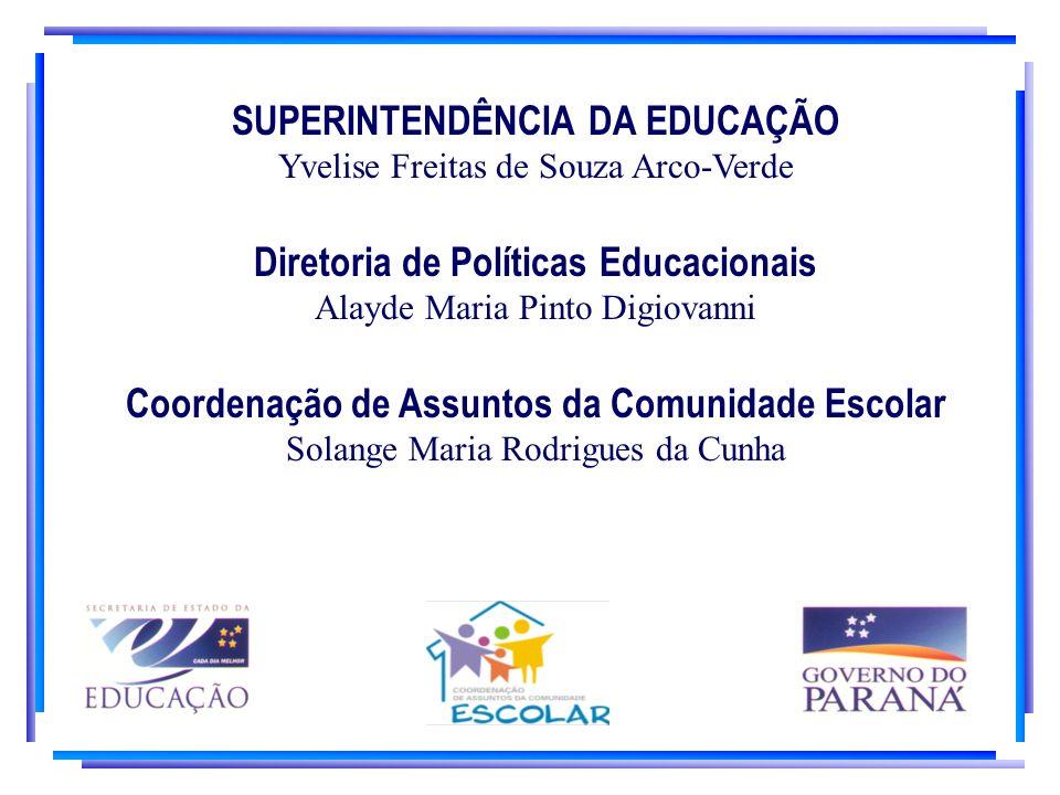 SUPERINTENDÊNCIA DA EDUCAÇÃO