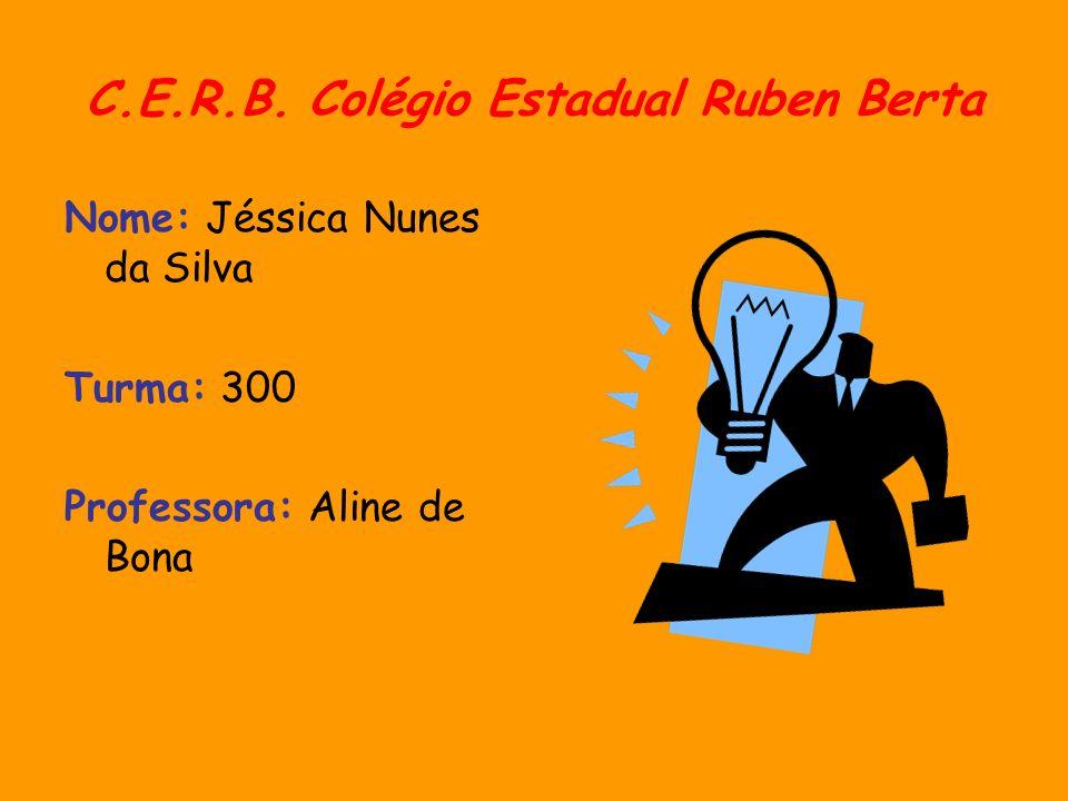 C.E.R.B. Colégio Estadual Ruben Berta
