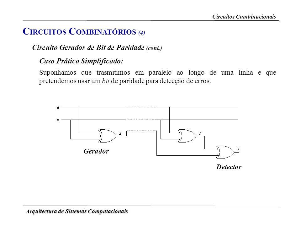 CIRCUITOS COMBINATÓRIOS (4)