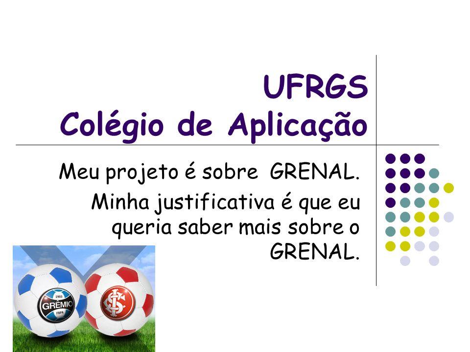 UFRGS Colégio de Aplicação