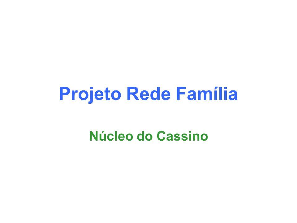 Projeto Rede Família Núcleo do Cassino