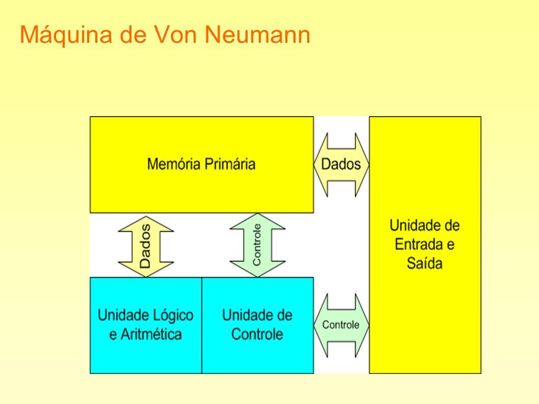 Máquina de Von Neumann