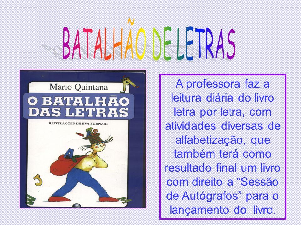 BATALHÃO DE LETRAS