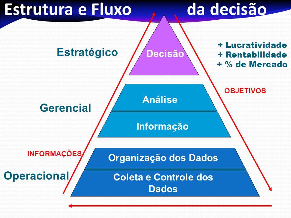 Estrutura e Fluxo da decisão