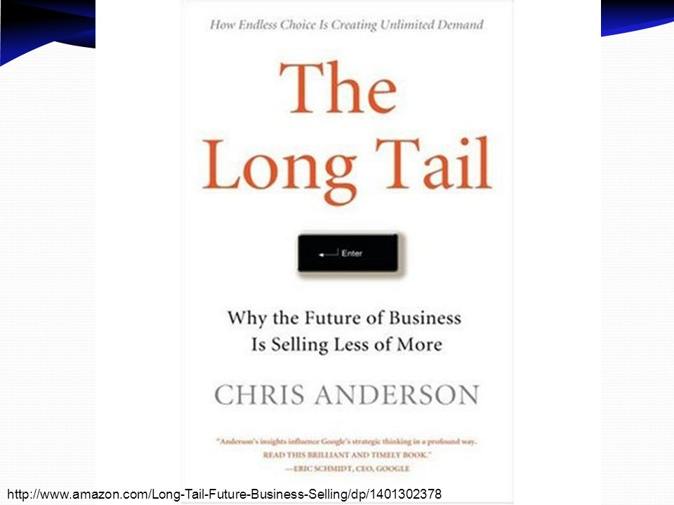 http://www.amazon.com/Long-Tail-Future-Business-Selling/dp/1401302378