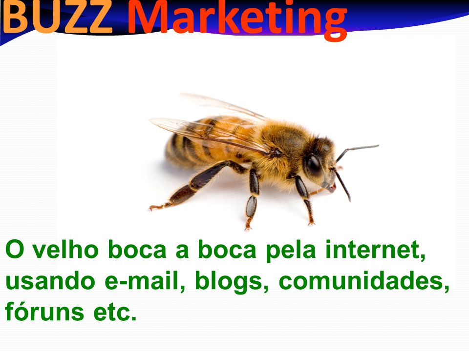 BUZZ Marketing 7676.