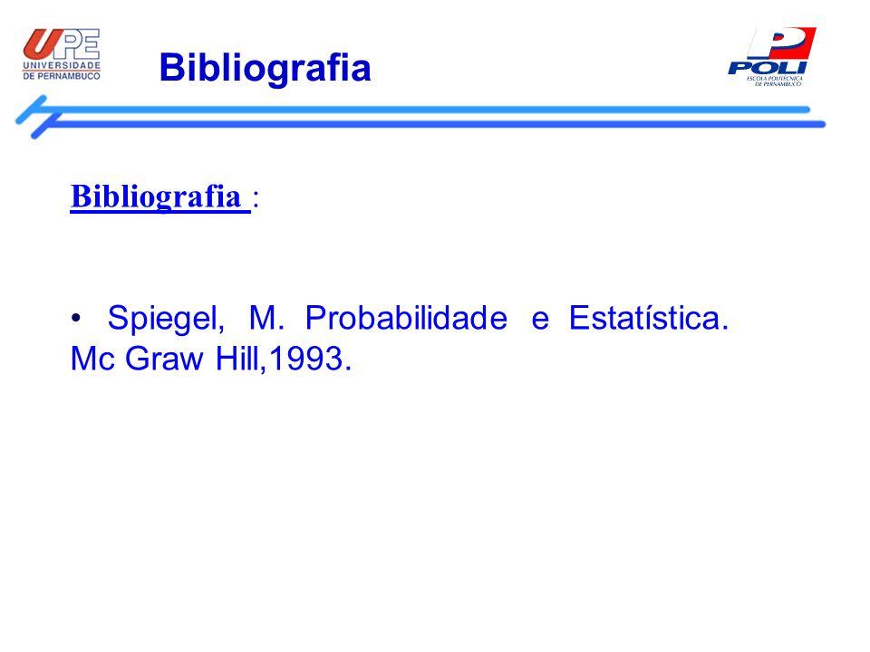 Bibliografia Bibliografia :