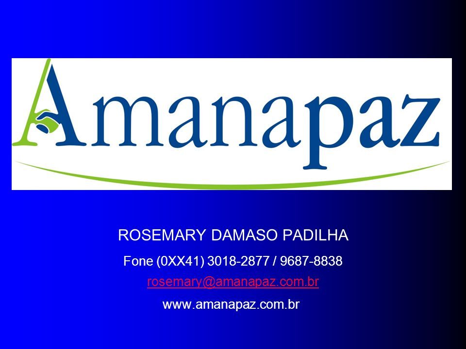 ROSEMARY DAMASO PADILHA