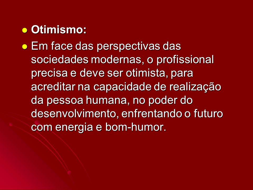 Otimismo: